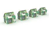 Australian money house real estate mortgage