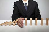 Risk management insurance protection domino effect