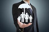 Life insurance protection umbrella family risk