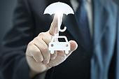 Risk car insurance protection umbrella