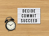 Success motivation decide commit succeed