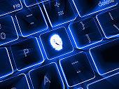 Network security internet cyber protection fingerprint biometrics