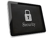 Cyber attack tablet computer network security