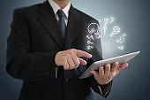 Problem solution idea business decision
