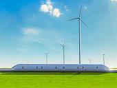 Green power for transportation