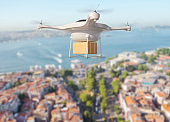 using drone in istanbul