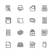 Document - Flat Vector Icons