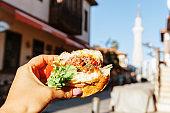 Antalya street food