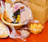 french food delivery for staying at home