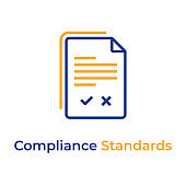 Compliance line color icon