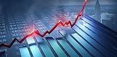 Stock market finance money investment
