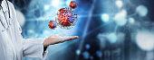 Medicine researcher virus corona