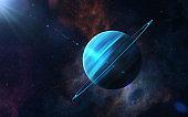 Planet Uranus.