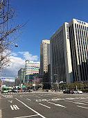 Seoul Gwanghwamun Street