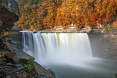 Cumberland Falls State Resort Park, Kentucky, USA