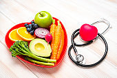 Healthy eating for better heart health