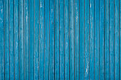 blue wood panel background - wooden board