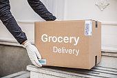 Food delivering at home address