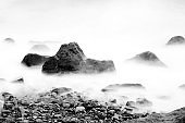 vd724 sea landscape long exposure