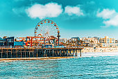 Santa Monica, suburb of Los Angeles. California.