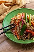 Chow Mein Hakka Noodles
