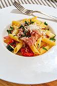 Italian Prosciutto Pasta Dish