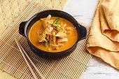 Thai Food Panang Curry