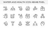 water health icon