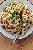 Greek Aegean Pasta Salad