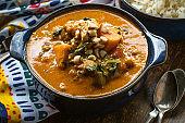 African Chicken Peanut Stew
