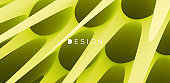 3d abstract background with prickly thorns. Cover design template. Futuristic technology style. Can be used for advertising, marketing, presentation.
