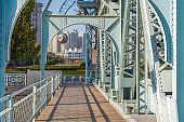 Structure of Jiefang Bridge