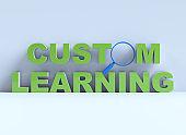 Custom Learning