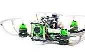 micro green drone