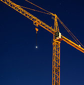 Overhead Tower Crane
