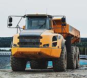 Off Highway Dump Truck