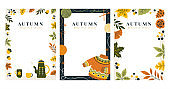 Autumn cover collection