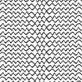 Abstract Hand drawn Zig-zag-05