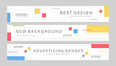 Mobile banner for social media post and web or internet ads