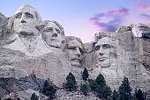 Mount Rushmore USA Presidents