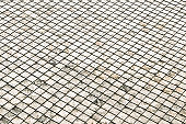stone pattern gray many rhombus old weathered texture tough background