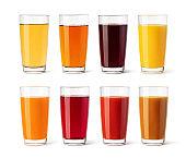 set of juice