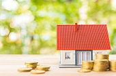 Savings for housing