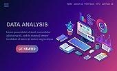 Data analysis. Digital financial reporting, seo, marketing. Business management, development