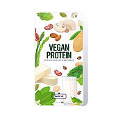 herbs vegetables plant based tofu milk organic dairy free natural raw food composition vegan protein concept smartphone screen mobile app copy space