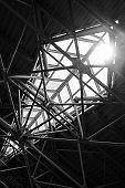 Skylight window - industrial construct