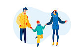 Family winter activities