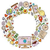 Digital marketing, social media, communications, management