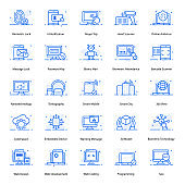 Pack Of Trendy Flat Icons