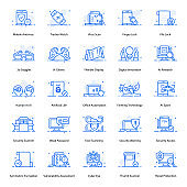 Pack Of Conceptual Flat Icons